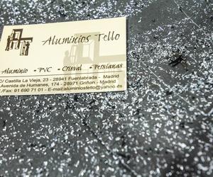 Galería de Aluminio en Fuenlabrada | Aluminios Tello