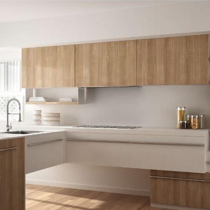 Muebles de cocina: aprende a elegirlos