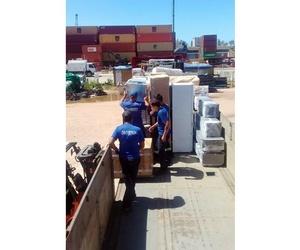 Expertos en envío Paraguay España