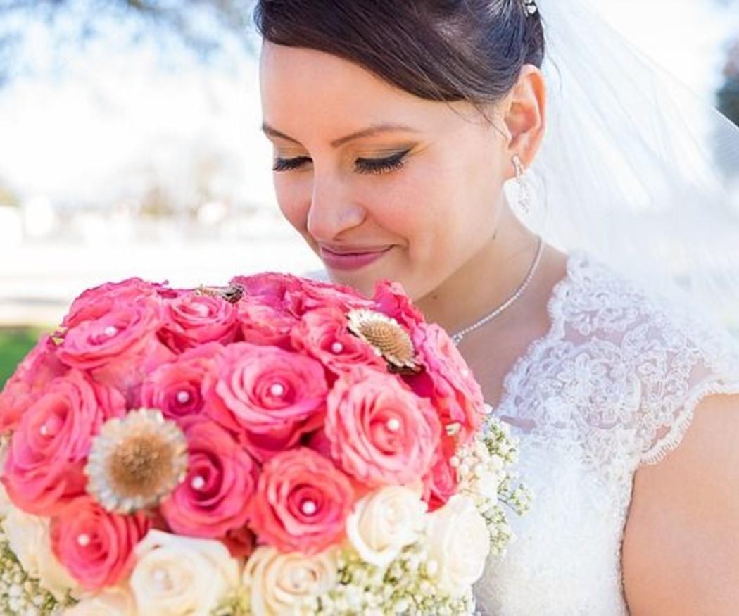 Ideas muy chic para un maquillaje de novias diferente