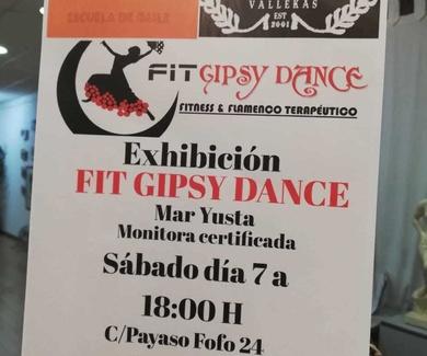 Exhibición Fit Gipsy Dance