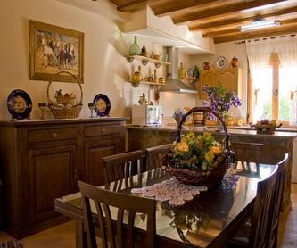 Entorno: Catálogo de Casa Rural El Gorros