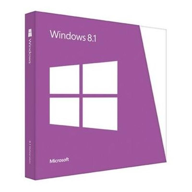Microsoft Windows 8.1 X64 bits 1 pk DSP OEI DVD : Productos y Servicios de Stylepc