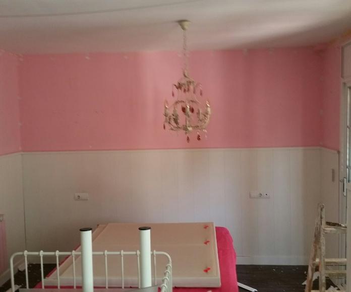 Pintura de interiores