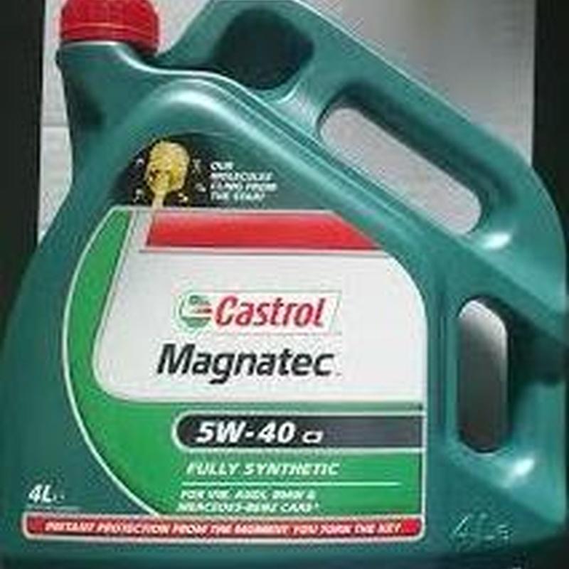 MAGNATEC 5W - 40 C3