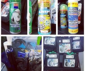 QUE LA NIEVE NO TE FRENE!!!!!!! Gran  variedad de productos relacionados con el invierno, cadena  liquida, una gran gama en cadenas para toda clase de vehiculos, spray descongela parabrisas, rascadores de hielo.........