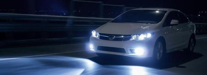 La importancia de las luces de tú vehiculo