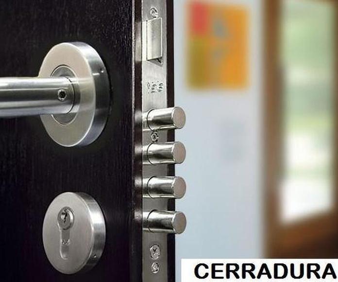MODELOS  DE CERRADURAS: Servicios de Exposición, Carpintería de aluminio- toldos-cerrajeria - reformas del hogar.