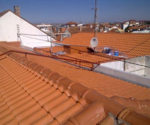 Restauración de fachadas en Alcalá de Henares