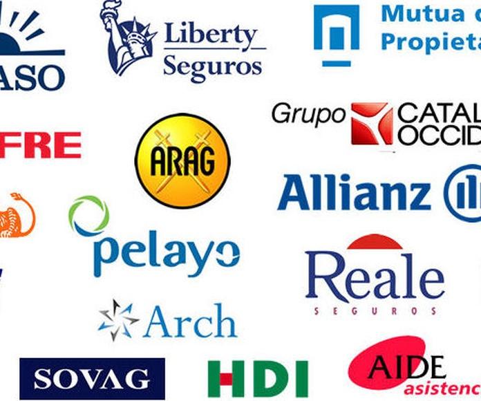 Aseguradoras concertadas : Servicios de Talleres Jimena - Servicio Multimarca S.L.