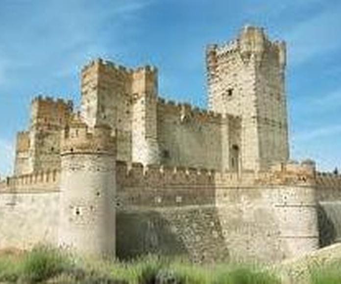 Ruta de los castillos octubre 2018
