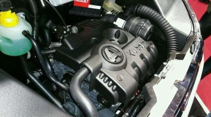 Nuevo Motor KDI, 8CV