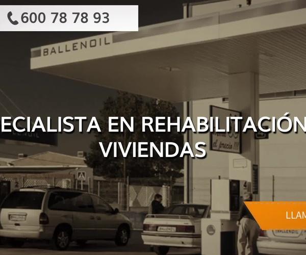 Rehabilitación de viviendas en Alcobendas | Farcons