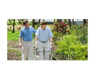 Centro de día: Servicios de Residencia para Personas Mayores Santa Ana