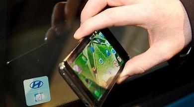Los «smartphones» serán las nuevas llaves de tu coche.