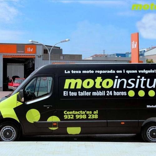 Motoinsitu - Servicio de atención al cliente 24 horas