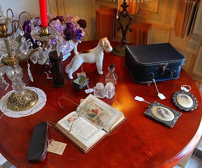 Servicio alquiler de mobiliario