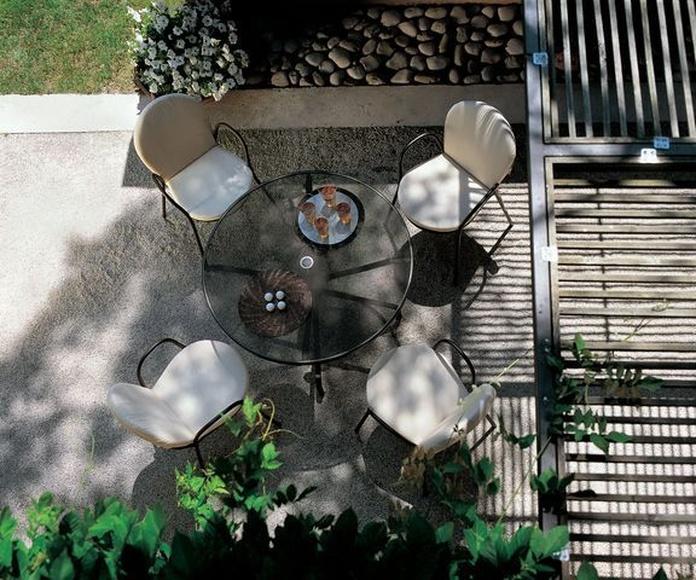 Espacios de inspiración en el jardín: Productos y servicios de El Abeto