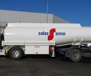 Fabricación de cisternas de aluminio y acero para el transporte de fluidos por carretera