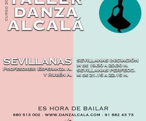 Danza Española, Flamenco y Sevillanas