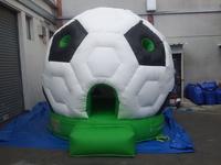Castillo Hinchable Mini Fútbol EXPOSICIÓN