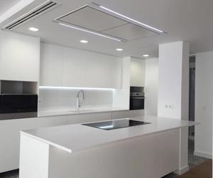 Cocinas de diseño Valencia. Reformas de cocinas