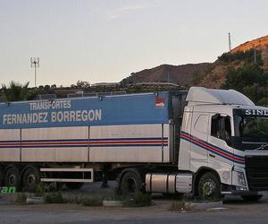 Camiones con motores ecológicos