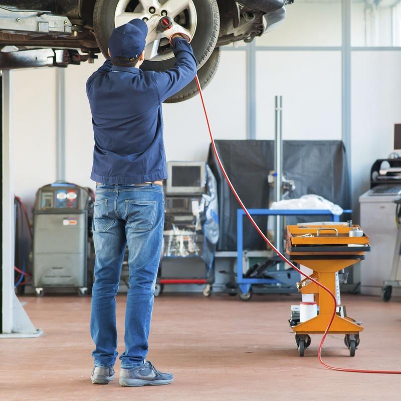 Taller mecánico: Servicios de Taller CN Garaje