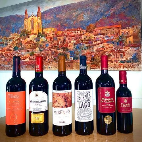 Nuestros vinos tintos