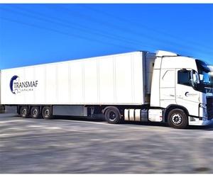 Transporte de mercancías en Huelva