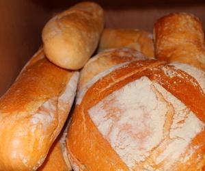 Barras de pan y hogazas