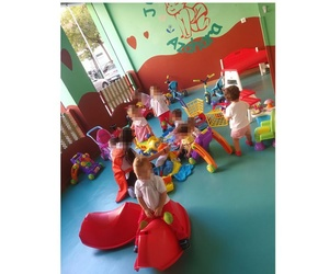 Escuela infantil con un amplio horario en Córdoba