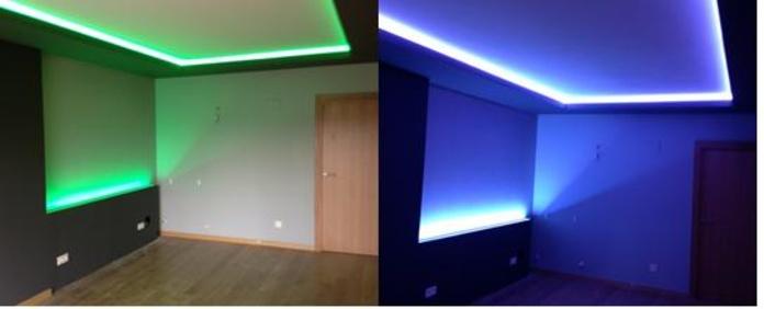 2.PROYECTO RGB.: PRODUCTOS de El Búho | Iluminación en Barcelona