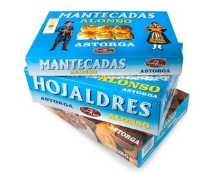 Pack oferta Pastas+Mantecadas+Hojaldres
