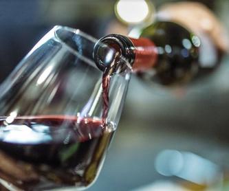 Bebidas: Carta y Menús de Restaurante Los Peñucas