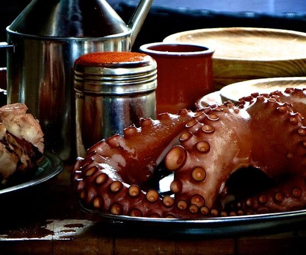 La comida gallega