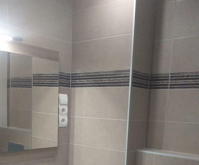 Reformas del baño: Servicio   de Confisev Reformas