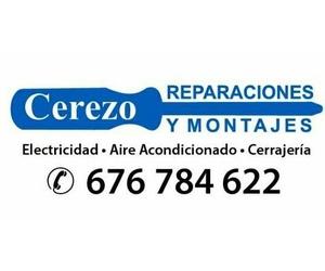 Instalaciones eléctricas en Córdoba | Reparaciones y Montajes Cerezo