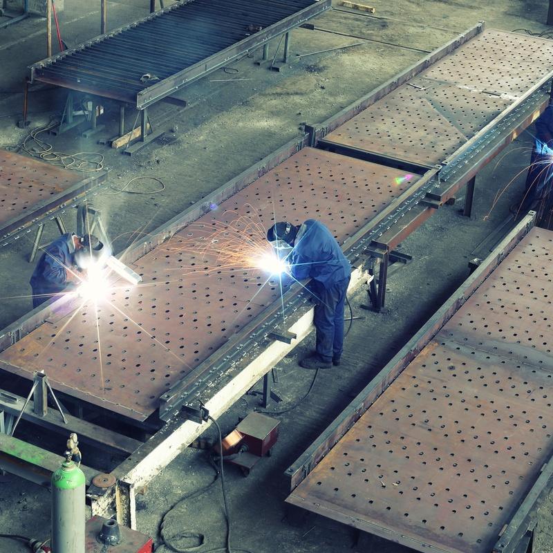 Mantenimiento industrial: Productos y servicios de Cerrajería Titulcia