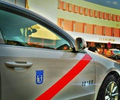 Radio taxi Madrid Aeropuerto-Servicio taxi Madrid aeropuerto Adolfo Suárez - Madrid Barajas.