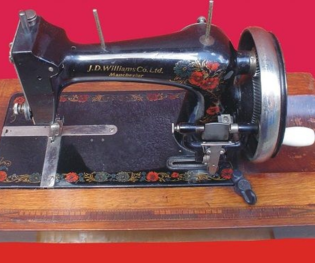 Historia de la máquina de coser