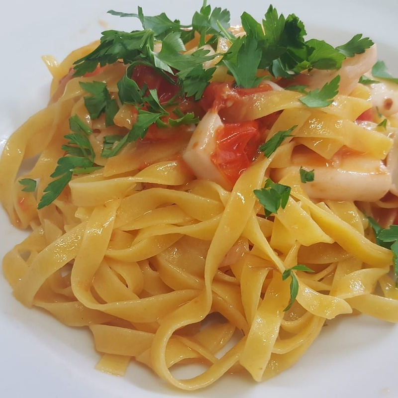 Pasta: Menú Delivery de La Siesta Italiana