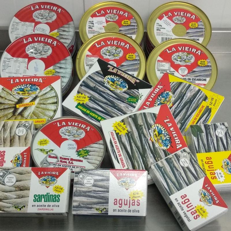 Productos La Vieira: Nuestros productos de Bodega Cabria