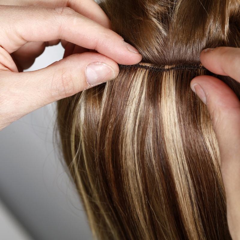 Extensiones: Servicio de Janlet Barber Shop Unisex