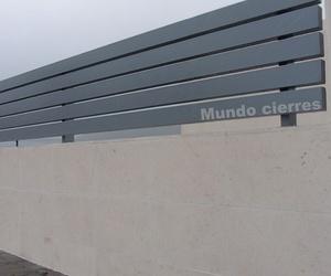 Trabajos de taller de vallas metálicas en Cantabria