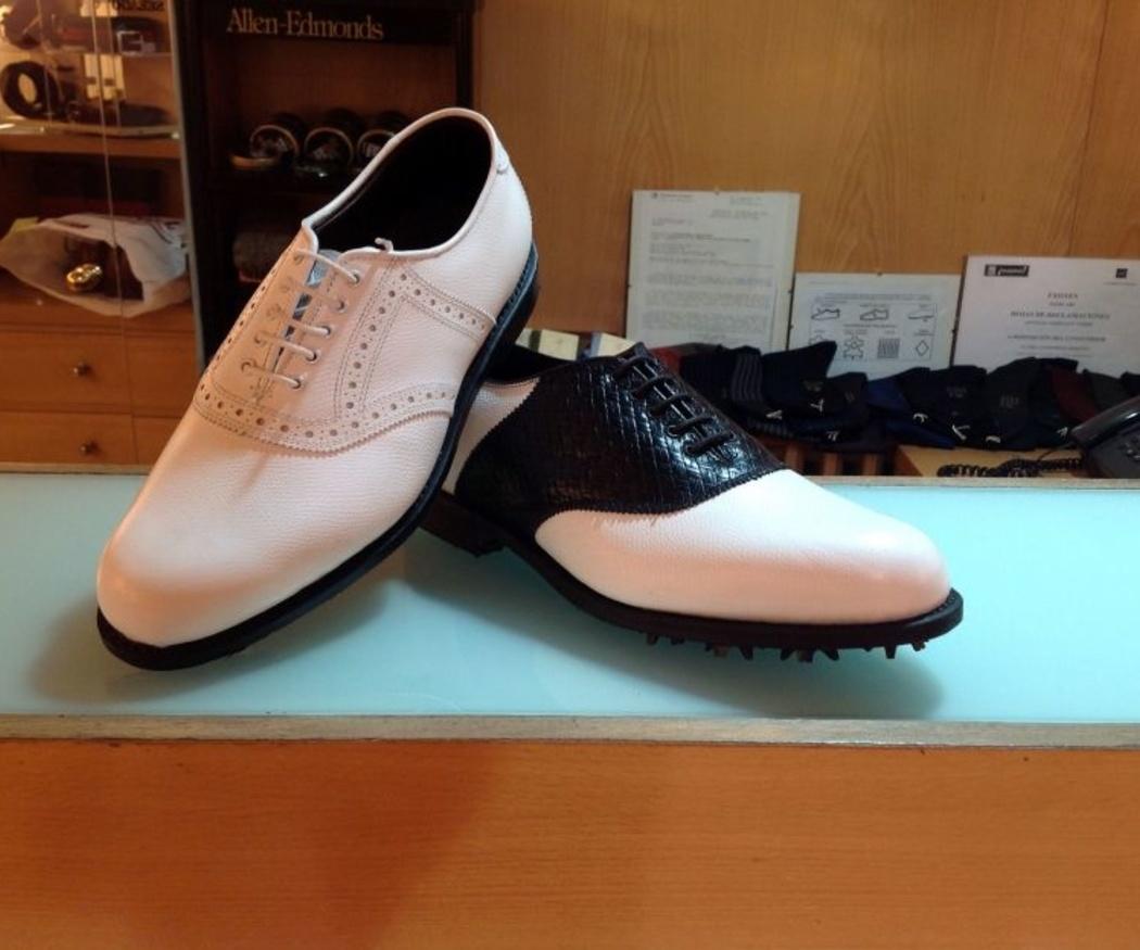 Historia del zapato Allen Edmonds