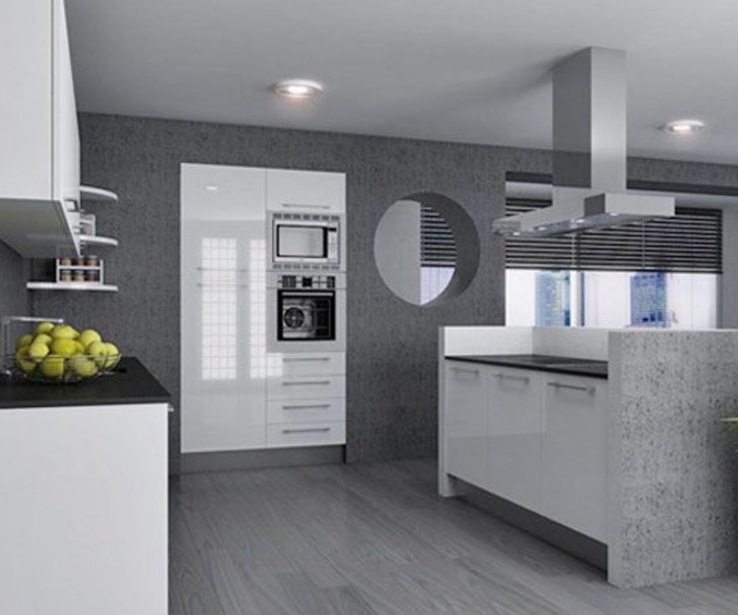 Sistemas de acceso a los muebles de cocina más ergonómicos