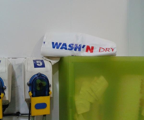Lavanderías automáticas en Barcelona, Sant Martí | Bugaderia Wash'n Dry