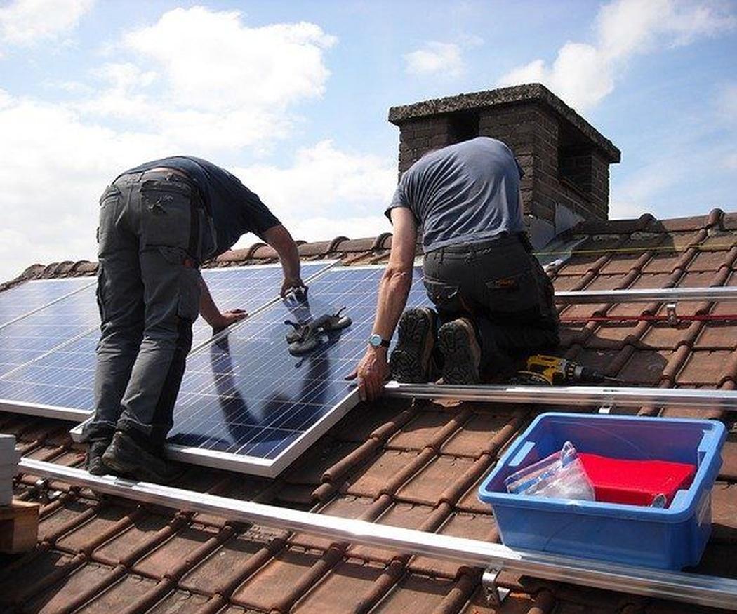 Funcionamiento de las placas solares