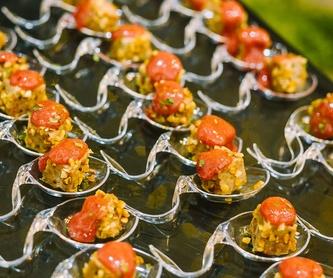 Catering para bodas   : Servicio de Catering de La Cocina